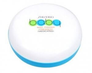 1. Shiseido Baby Powder Pressed Medicated (50 g)
