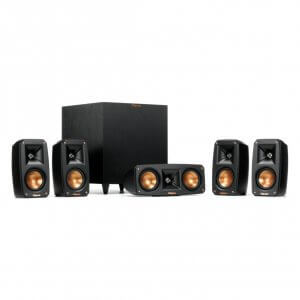 2 Klipsch reference theater pack