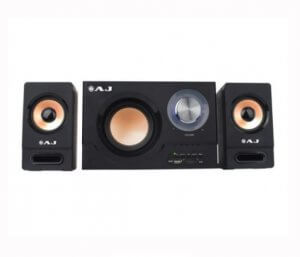 3. AJ - รุ่น HS-101 Multimedia Speaker with Bluetooth
