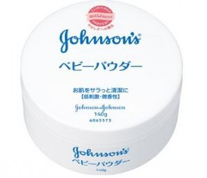 3. Johnson & Johnson Baby Powder (140 g)