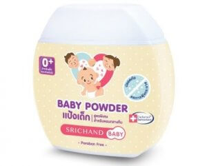 4. Srichand Baby Powder (50 g)