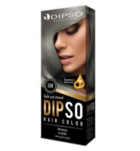 Dipso  Hair color