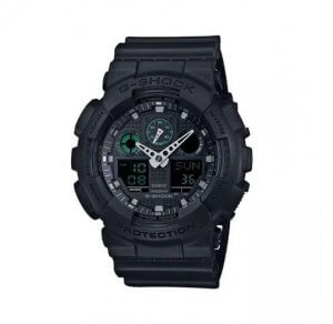 7. Casio - G-Shock รุ่น GA-100MB-1ADR