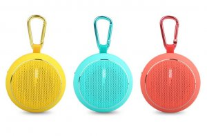 8. Mifa F1 Colorful Portable Speaker