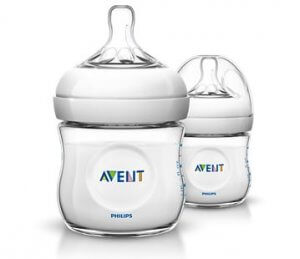 4. Philips Avent Bottle Natural