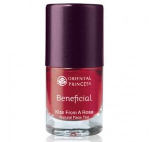 5. Oriental Princess Beneficial Kiss From A Rose Natural Face Tint (Cherry Blossom)