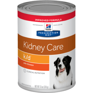 2. Hill's k/d kidney care canned (354 g)